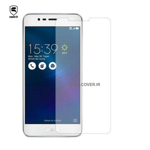 گلس ایسوس Tempered Glass 2.5d Brand 414 Glass for Asus Zenfone 3MAX