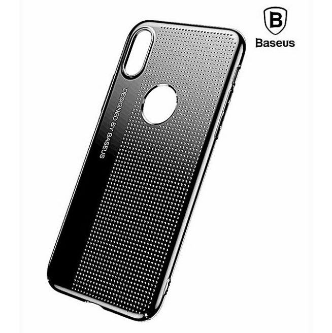 قاب بیسوس آیفون Baseus Ultra Slim Bright case for Iphone X