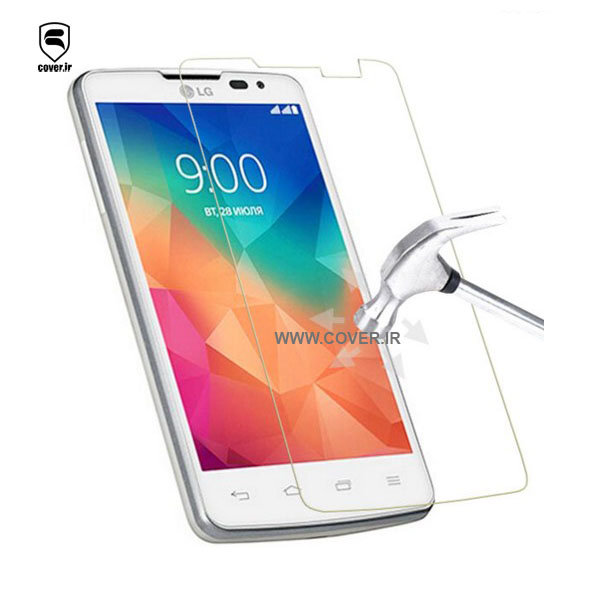 گلس الجی Tempered Glass 2.5d Brand 414 Glass for LG LEON