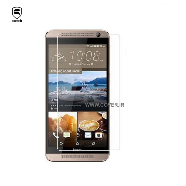 گلس اچ تی سی Tempered Glass 2.5d Brand 414 Glass for HTC E9Plus