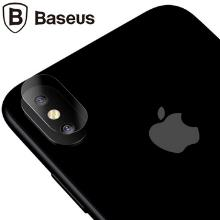 گلس لنز دوربین آیفون Baseus camera Lens  Designed For iphone X