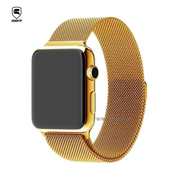 بند اپل واچ  فلزی Milanese Loop For Apple Watch 42mm