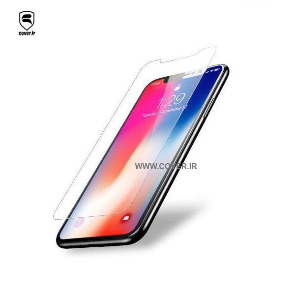 گلس آیفون Tempered Glass 2.5d Brand 414 Glass for Iphone X
