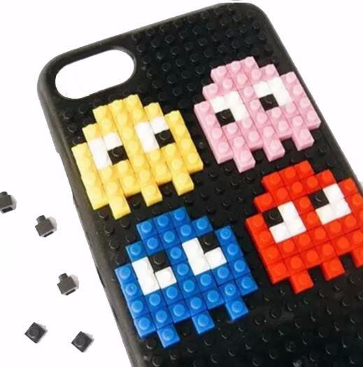 قاب گوشی آیفون7 PACMAN Miniblock case for iphone