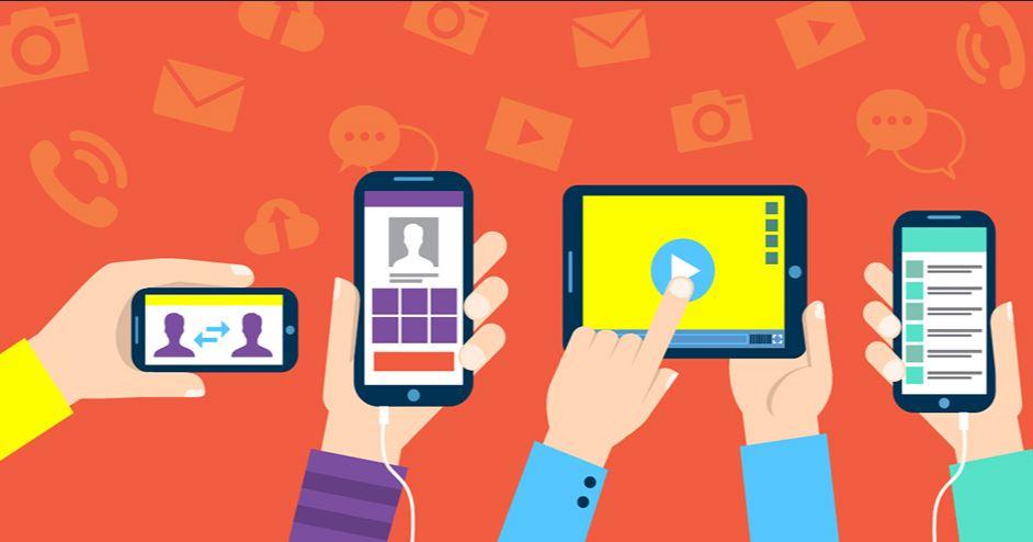 پیام رسان های گوشی های هوشمند
