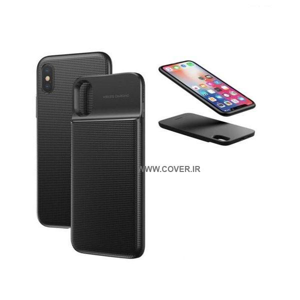 خرید Baseus Wireless Charge Backpack Power Bank IPhone X